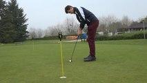 Mon école de golf : l'exemple du fonctionnement d'un groupe élite à Mont Griffon