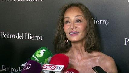 Isabel Preysler sobre la detención de su ex marido, Carlos Falcó
