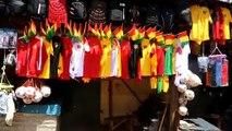 Kankan : flambée du prix du maillot des supporters du syli national de Guinée