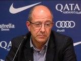 Manel Arroyo evade las preguntas de los periodistas sobre los posibles cambios en la plantilla del Barça