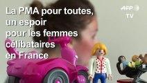 """PMA: un """"parcours du combattant"""" pour les femmes célibataires"""