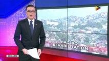 Rehabilitasyon sa Baguio, patuloy