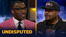Ice Cube talks LeBron-AD, Lakers future, BIG 3 - says KD-Kyrie should join Knicks - NBA -
