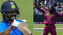 World Cup 2019 India vs West Indies: Virat Kohli's epic reaction on Gayle's fielding| वनइंडिया हिंदी
