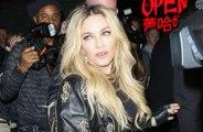 Madonna worries for kids' safety