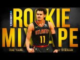 Trae Young ULTiMATE 2018-19 Rookie Season Mixtape - CRAZY DEEP Threes- -