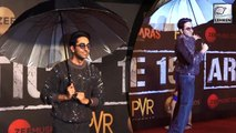 Ayushmann Khurrana At The Screening Of Article 15 Walks The Red Carpet With An Umbrella