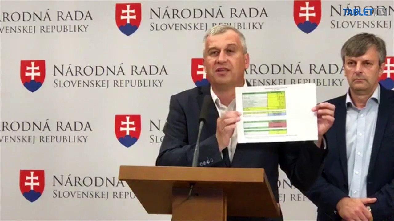 ZÁZNAM:TK Kresťanskodemokratického hnutia