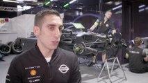 Formula E Swiss E-Prix - Sebastien Buemi la avant-première