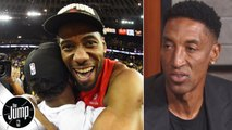 Why would Kawhi Leonard pick the Lakers after all he's proven? - Scottie Pippen - The Jump