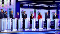 Healthcare, immigration figure prominently in round 1 of Democratic debates