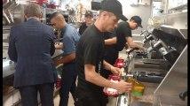 McDonald's arrive à Dour