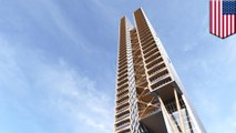 Chicago's 80-story tall wooden skyscraper plans explained