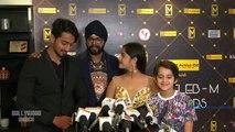 Jasleen Matharu, Jannat Zubair Rahmani & Others At '1st Celebs M Awards'