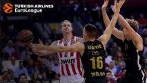 Janis Timma, Olympiacos Piraeus, 2018-19 highlights