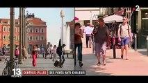 Canicule : Les solutions innovantes pour rafraîchir les villes