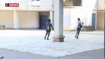 Canicule : des centaines d'écoles fermées