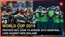 SA vs NZ World Cup 2019: South Africa look to avenge 2015 semifinal defeat against New Zealand