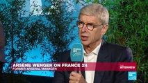 """Arsène Wenger: """"The environment around the players has changed"""""""