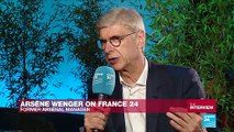 "Arsène Wenger: ""The Americans are not unbeatable"""