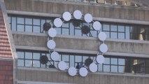 Sorties : Gigantisme, Rolling final countdown, une oeuvre sur l'hôtel communautaire - 28 Juin 2019