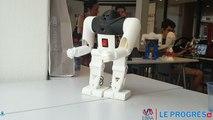 Un robot humanoïde : comment ça marche ?