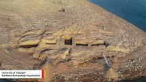 Receding Waters Reveal 3,400-Year-Old Palace In Iraq
