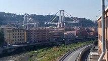 Genova - Abbattuto il Ponte Morandi -7- (28.06.19)