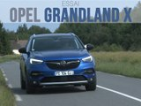 Essai Opel Grandland X 1.6 Turbo 180 BVA8 Ultimate (2019)
