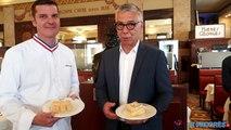 À Lyon, la Brasserie Georges commercialise un fromage à la bière
