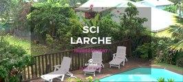 SCI LARCHE Hébergement touristique - Sainte-Rose en Guadeloupe