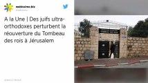 Jérusalem : La réouverture du Tombeau des rois par la France tourne à la confusion