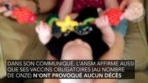 Vaccins et effets secondaires sur les bébés