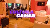 Cultura Gamer: El hotel con el que sueñan los gamers