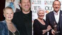 Judi Dench verteidigt Arbeiten von Weinstein & Spacey