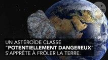 Un astéroïde s'apprête à frôler la Terre ?