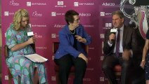 Billie Jean King launches new look Fed Cup - 12-nation finals in Budapest