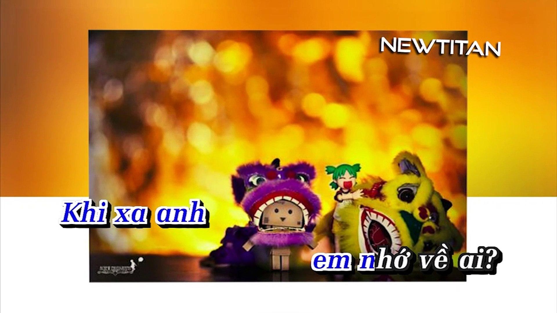 [Karaoke] Âm Thầm Bên Em - Trịnh Đình Quang [Beat]