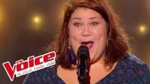 Depeche Mode  - Just Can't Get Enough | Audrey Joumas | The Voice France 2017 | Blind Audition