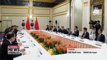 Xi tells Moon N. Korea's commitment on denuclearization has not changed