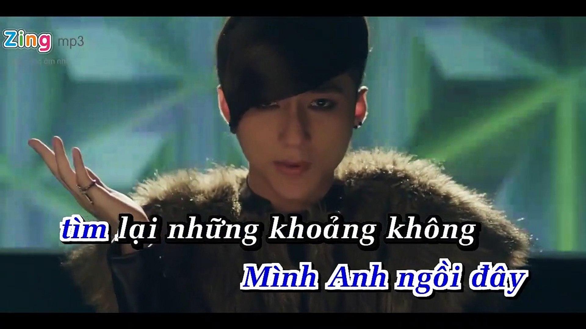 [Karaoke] Em Của Ngày Hôm Qua - Sơn Tùng M-Tp [Beat]