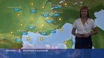 Votre météo du vendredi 28 juin : Il fait encore très chaud, plus de 40°C à Avignon...