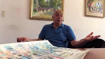 Rencontre avec Claude Luca, peintre officiel du Mondial La Marseillaise