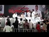 CM Chandrababu Naidu sits on 12-hour fast on his birthday demanding SCS for Andhra Pradesh