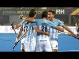 Here are the best moments from the Argentina vs New Zealand Men's Hockey World Cup 2018...