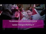 Telangana elections: TRS workers begin celebrations as party set to sweep state