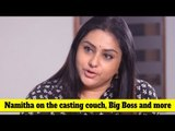 Me Too has come into film industry a little too late: Namitha
