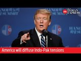 Donald Trump says America will diffuse Indo-Pak tensions by being the middleman