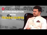 Karnataka BJP youth wing chief Tejasvi Surya on BJP IT cell, Unemployment and dissent on campus