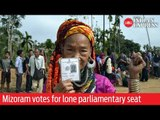 India Elections 2019: Mizoram votes for lone parliamentary seat